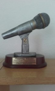 Platynowy Mikrofon dla Przyjaciela Radia