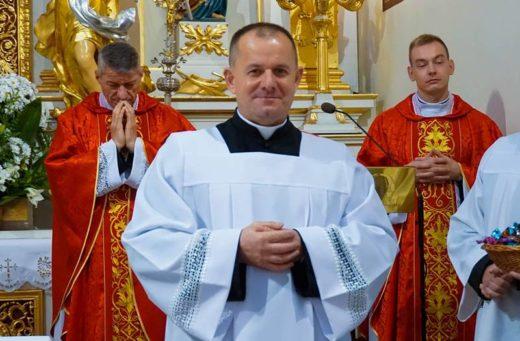 Ksiądz Tadeusz Lament