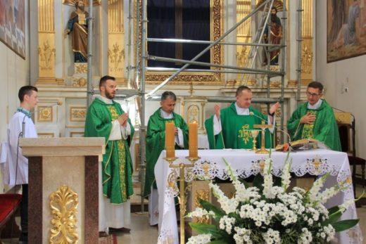 Msza św. z okazji 70 lecia klubu