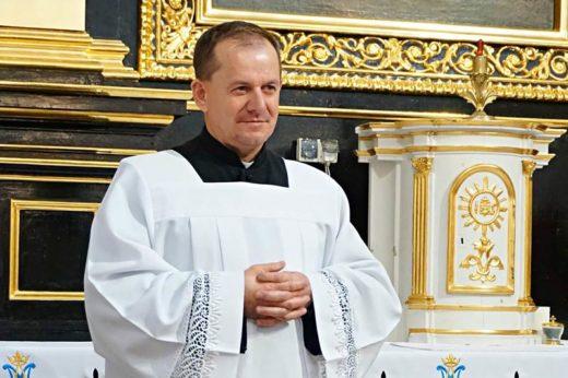 Ksiądz kanonik Tadeusz Lament