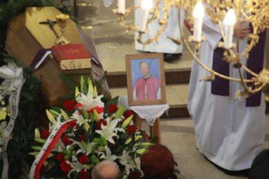 Pogrzeb ks. prałata Stanisława Dzyra